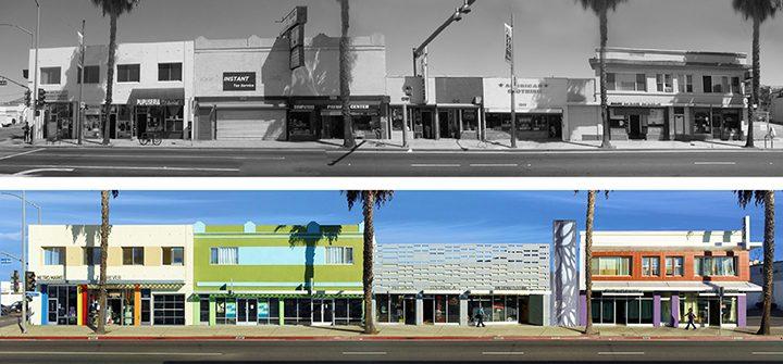Long Beach Facades2