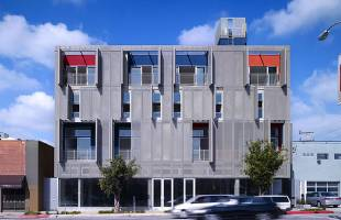 <strong>Cherokee Lofts</strong> <br>Los Angeles, CA